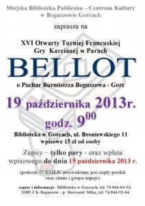 bellot 2013