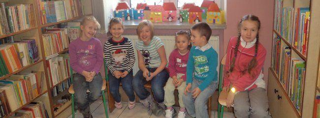 Zachęcamy najmłodsze dzieci do uczestnicwa w zajęciach MBP-CK